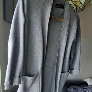Sweaters - Chicwish 100% wool cardigan